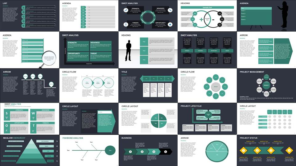 free slides powerpoint templates