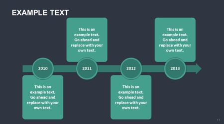Timeline PowerPoint Template