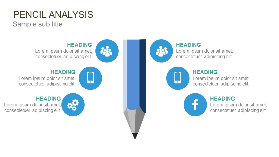 analysis of a i pencil Module 6 : how are pencil's made the overall purpose of a life- cycle analysis is to measure 'potential impact', but it can also be a trigger for a completely new way for businesses to.