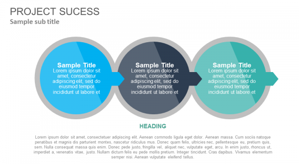 sucess powerpoint template