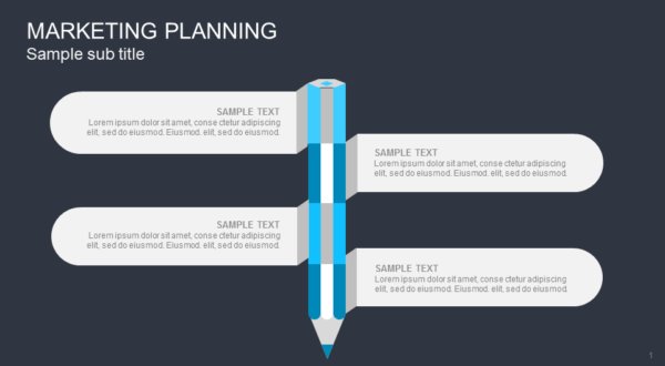 marketing planning powerpoint template