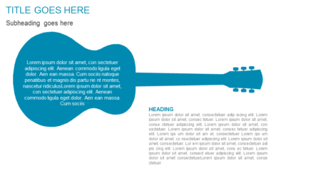 Guitar PowerPoint Slide