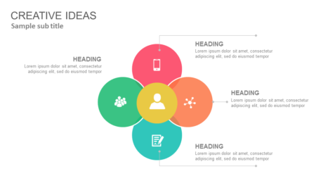 Ideas PowerPoint Slide
