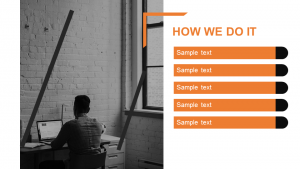 How we do Powerpoint template